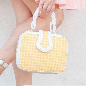 Handbags - Brand NEW Yellow Summer Bag!